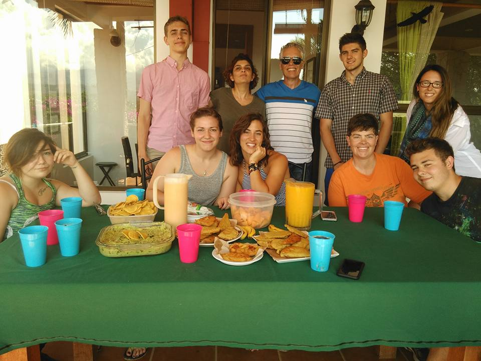 Typical Costa Rican meals