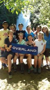 Trip to CloudBridge Waterfall